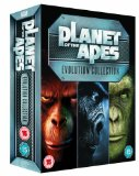 Planet of the Apes: Evolution Collection [DVD]