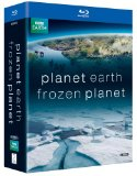 The Planet Collection (Planet Earth & Frozen Planet) [Blu-ray]