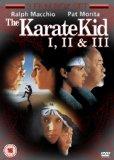 3 Film Box Set: Karate Kid / Karate Kid 2 / Karate Kid 3 (Lenticular) [DVD]