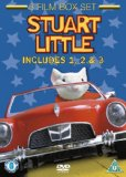 3 Film Box Set: Stuart Little 1-3 (Lenticular) [DVD]