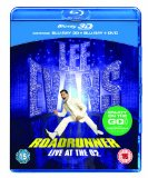 Lee Evans: Roadrunner - Live at the O2 (Blu-ray 3D + Blu-ray + DVD) Blu Ray