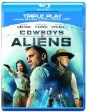 Cowboys & Aliens - Triple Play (Blu-ray + DVD + Digital Copy)[Region Free]