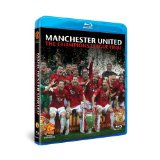 Manchester United Champions League Final 2008 [Blu-Ray]