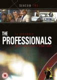 The Professionals Season 2 - REPACK [DVD]