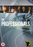 The Professionals Season 4 - REPACK [DVD]