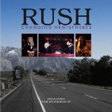Rush -Changing Hemispheres (Book + 4dvd) [2011] DVD