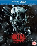 Final Destination 5 (Blu-ray 3D + Blu-ray + DVD + Digital Copy) [2011][Region Free] Blu Ray
