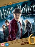 Harry Potter and the Half-Blood Prince (Ultimate Edition) - Double Play (Blu-ray + DVD)[Region Free]