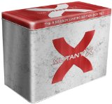 Mutant X: The Complete Collection: Series 1, 2 & 3 - 15 Disc Box Set In Limited Edition Embossed Tin Box [DVD]