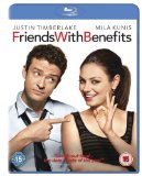 Friends With Benefits [Blu-ray][Region Free]