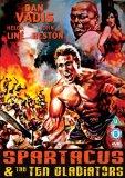 Spartacus And The Ten Gladiators (1964) [DVD]