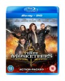 The Three Musketeers (Blu-ray + DVD)