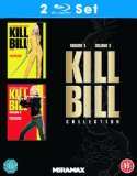 Kill Bill Vol. I and II Double Pack [Blu-ray]