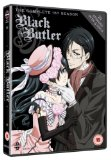 Black Butler Complete Series Box Set DVD