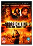 The Scorpion King 3: Battle for Redemption [DVD]