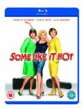 Some Like It Hot [Blu-ray] [1959]