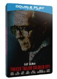 Tinker, Tailor, Soldier, Spy (Ltd Edition Steelbook) - Double Play (Blu-ray + DVD)