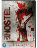 Hostel - Part I-III Box Set [DVD]
