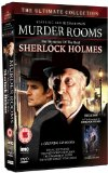 Murder Rooms - The Mysteries of the Real Sherlock Holmes - The Patient's Eyes, The Photographer's Chair, The Kingdom of Bones & The White Knight Stratagem - Starring Ian Richardson + In the Footsteps