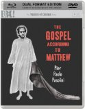 The Gospel According to Matthew [Il vangelo secondo Matteo] (1964) (Masters of Cinema) [Dual Format Blu-ray & DVD]