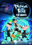 Phineas & Ferb: Across the Second Dimension [DVD]