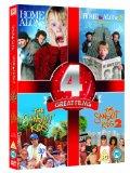 Home Alone/ Home Alone 2/ The Sandlot Kids/ The Sandlot Kids 2 [DVD] [1990]