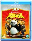 Kung Fu Panda 3D (Blu-ray 3D + Blu-ray + DVD)