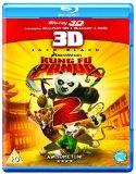 Kung Fu Panda 2 3D (Blu-ray 3D + Blu-ray + DVD)