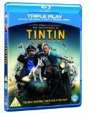 Tintin: Secret Of The Unicorn Blu-ray Triple Play[Region Free]