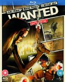 Wanted (2008): Reel Heroes Sleeve [Blu-ray][Region Free]