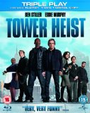 Tower Heist - Triple Play (Blu-ray + DVD + Digital Copy)[Region Free]