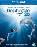 Dolphin Tale (Blu-ray 3D + Blu-ray + DVD + Digital Copy)[Region Free]