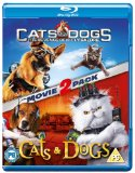 Cats And Dogs 1 and 2 [Blu-ray]