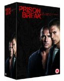 Prison Break S1-4 DVD