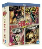 Reel Heroes Box Set [Blu-ray][Region Free]