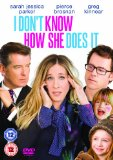 I Don't Know How She Does It [DVD]