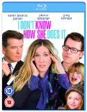 I Don't Know How She Does It [Blu-ray] Blu Ray