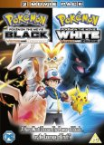 Pokémon The Movie BLACK: Victini and Reshiram & Pokémon The Movie WHITE: Victini and Zekrom (2 Disc Box Set) [DVD]