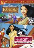 Pocahontas Musical Masterpiece & Pocahontas 2 Double Pack [DVD]