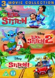 Lilo & Stitch / Lilo & Stitch 2 / Stitch the Movie DVD