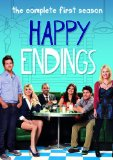 Happy Endings - Season 1 DVD