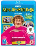 Mrs Brown's Boys - Series 2 [Blu-ray][Region Free]