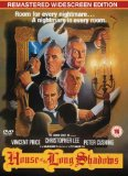 The House of the Long Shadows (1983) DVD