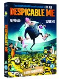 Despicable Me with Limited Edition 3D Lenticular Sleeve [DVD]