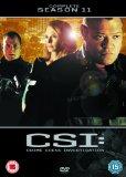 CSI: Crime Scene Investigation - Las Vegas - Season 11 [DVD]