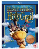 Monty Python and the Holy Grail [Blu-ray][Region Free] Blu Ray