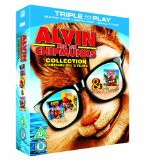 Alvin and the Chipmunks Triple Pack [Blu-ray]