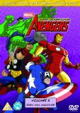 Avengers - Earth's Mightiest Heroes Volume 3 [DVD]