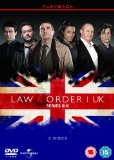 Law & Order UK: Series 6 [DVD]
