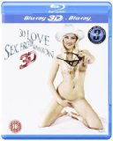 Love 3D: Sex, Erotic and Passion Volume 3 (Blu-ray 3D + Blu-ray)